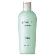 Шампунь для жестких волос PROEDIT SHAMPOO SOFT FIT 1000 мл