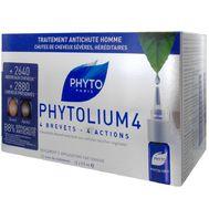 Фитосольба ФИТОЛИУМ 4 Сыворотка против выпадения волос 12 ампул PhytoLium 4 Fhytosolba PHYTO