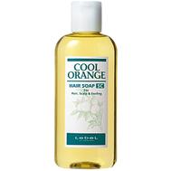 Шампунь для волос COOL ORANGE HAIR SOAP SUPER COOL 600 мл