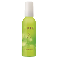 Молочко для укладки волос средней фиксации TRIE MILK 5
