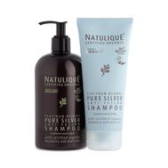 Серебристый шампунь NATULIQUE 500 ml