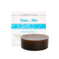 ROSE DE MER PEELING SOAP Пилинговое мыло, 55 мл