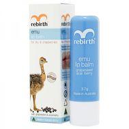 Бальзам для губ с маслом Эму Emu Lip Balm 3,7 г Rebirth