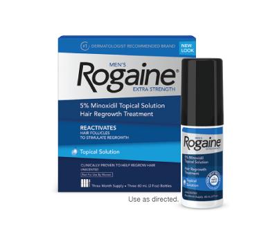 Лосьон Rogaine Extra Strength 5%
