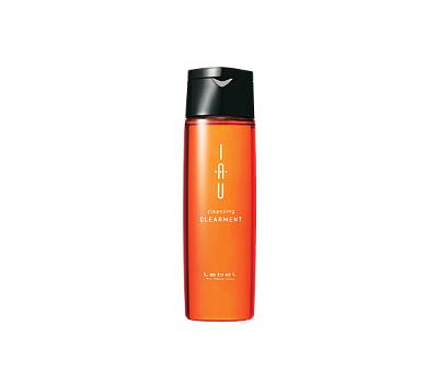 Освежающий аромашампунь для нормальной кожи головы IAU cleansing Clearment 1000 мл