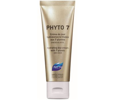 Фитосольба ФИТО 7 Крем-уход для сухих волос ежедневное применение Phyto 7 Phytosolba PHYTO