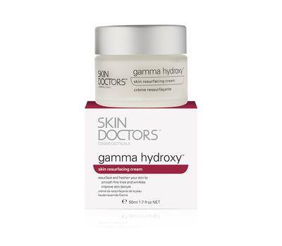Gamma Hydroxy Обновляющий крем против морщин и видимых признаков увядания кожи лица