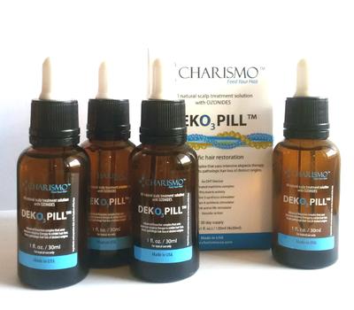 Декопилл (Deko3Pill) – биоактивный комплекс для восстановления и роста волос