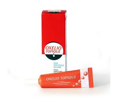 Окселио топик концентрат антиоксидантных витаминов