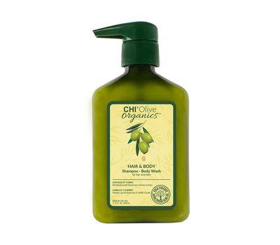 Шампунь-гель для душа для волос и тела 710 мл