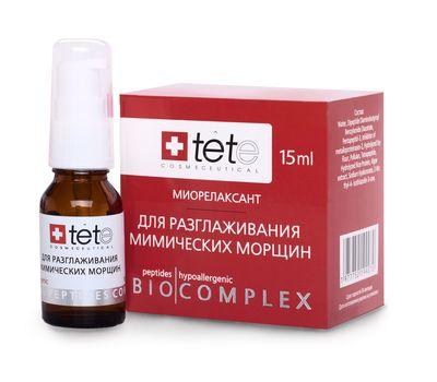 Биокомплекс миорелаксант для коррекции мимических морщин/Tete