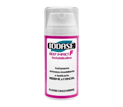 Сыворотка для тела «Iodase Deep Impact F -Fosfatidilcolina-»