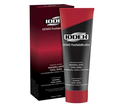 Крем для тела (для мужчин) «Iodex Uomo F -Fosfatidilcolina-»